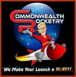 Commonwealth Rocketry logo
